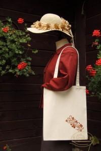 torba jesienny motyw