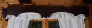 lambrekin z tajemniczego ogrodu płótno
