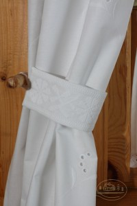 pasek do zasłon haft krzyżykowy03